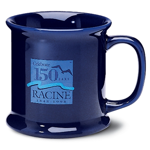 Corporate - Cobalt - Ceramic Mug, 13 1/2 Ounces Photo