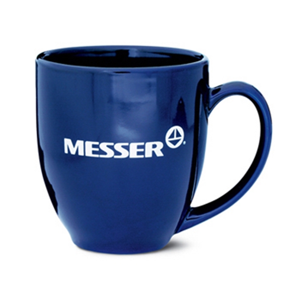 Bistro - Cobalt - Ceramic Mug, 16 Ounces Photo