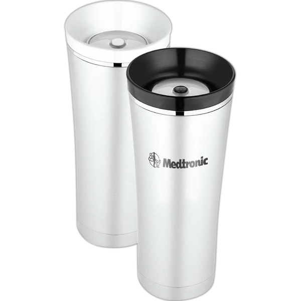 Sipp (tm) - Travel Tumbler Is Dishwasher Safe. 16 Oz/470 Ml Photo