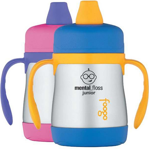 Foogo (r);phases (tm) - Sippy Cup With Handles For Children 6 Months And Up Photo