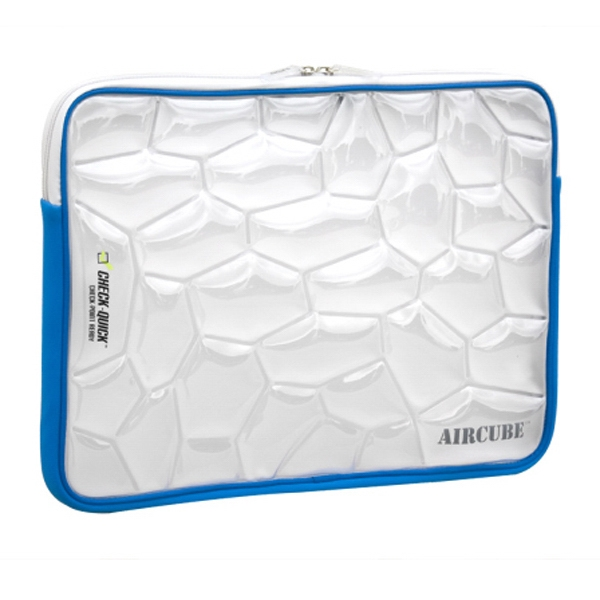 Aircube (tm) - Notebook Sleeve, Made Of Tpu (thermoplastic Urethane) And Neoprene Photo