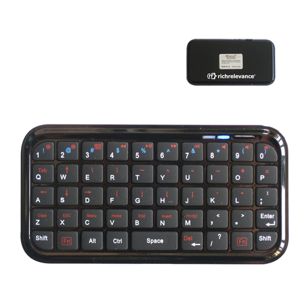 Mini Wireless Bluetooth Keyboard 4 Ps3 Iphone Pda Nokia Ipad Photo