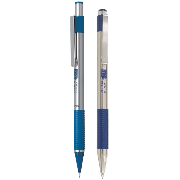 Pen/Pencil Set Blue