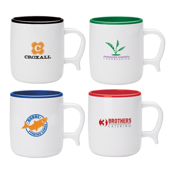 Biodegradable Eco Pla Mug - 10 Oz Photo