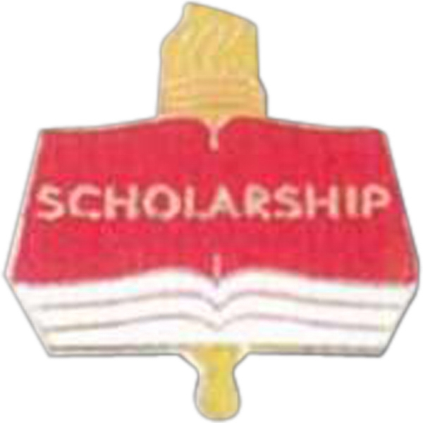 Scholarship - Scholastic Recognition Pin With Clutch Back Photo