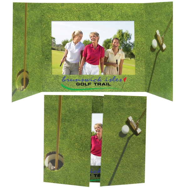 "6"" X 4"" Golf Photo Mount Photo"