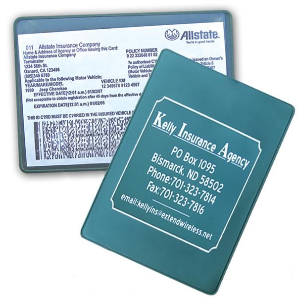 Insurance Card Holder