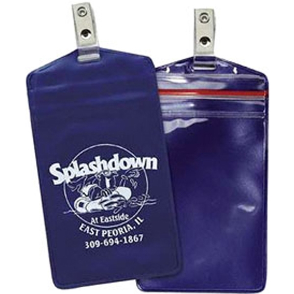 Waterproof Pouch With Strap Clip