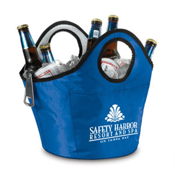 Portable Insulated Ice/Beverage Carrier