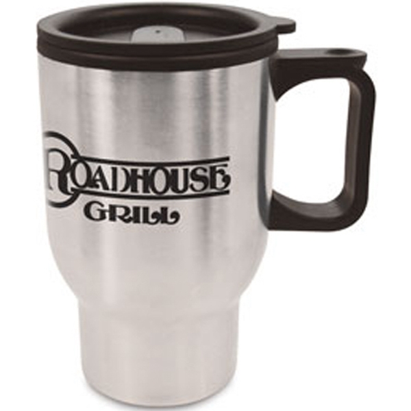 15 Oz Stainless Steel Mug