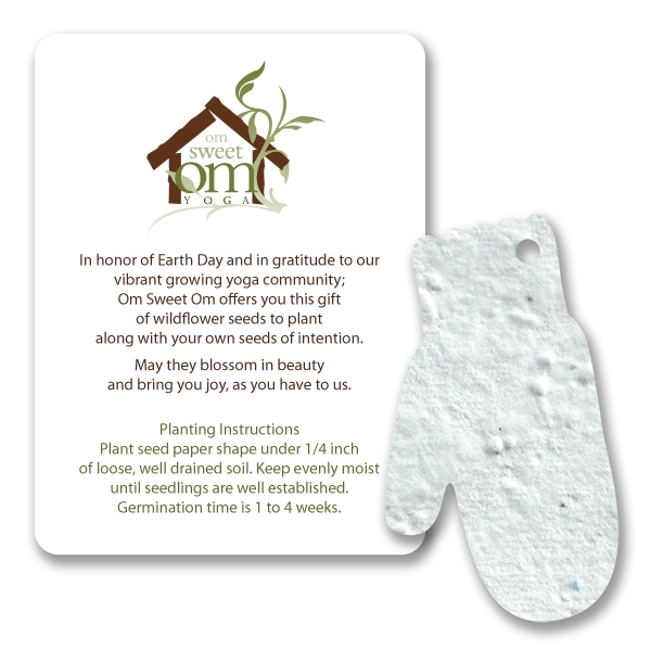 Mittens Mini Gift Pack With Seed Paper