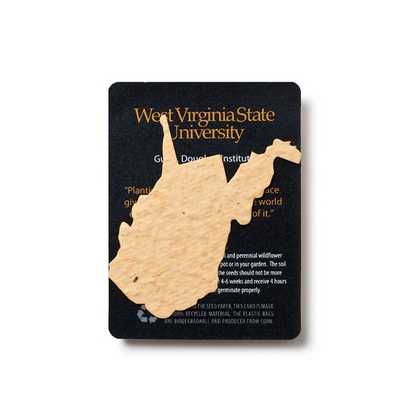 West Virginia Mini Gift Pack With Seed Paper