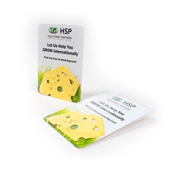 Cheese Mini Gift Pack With Seed Paper