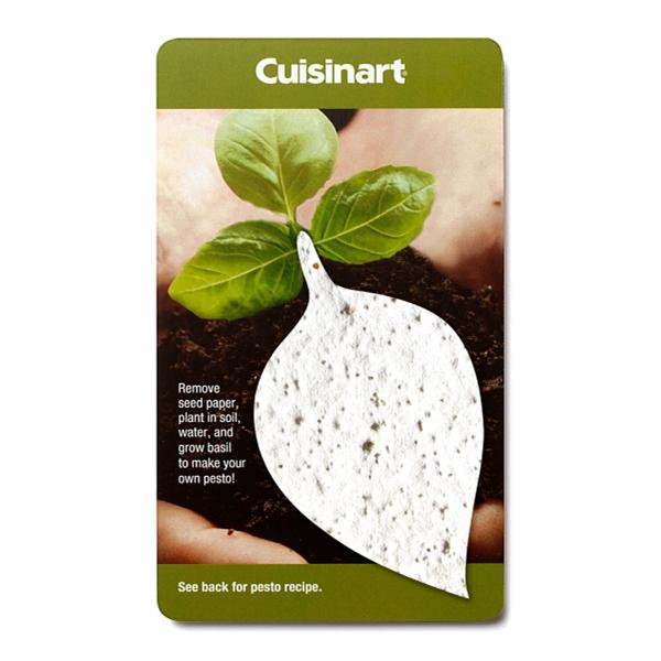 Lil' Bloomer Recipe Card