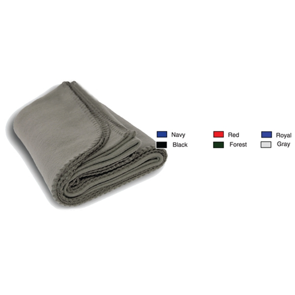 Promo Fleece Blanket Photo