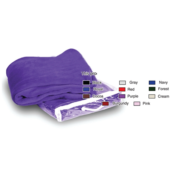 Fleece Luxury Blanket Photo