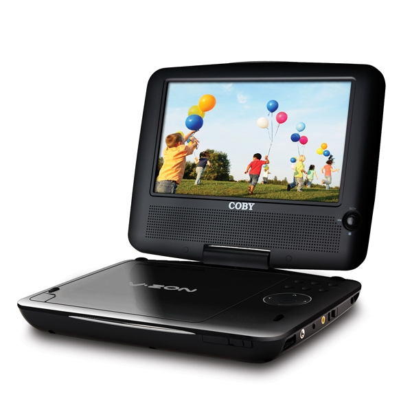 "10.2"" Lcd Portable Dvd/cd/mp3 Player Photo"