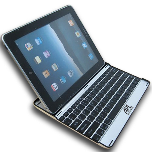 Wireless Bluetooth Keyboard And Stand For Ipad 2/3 Photo