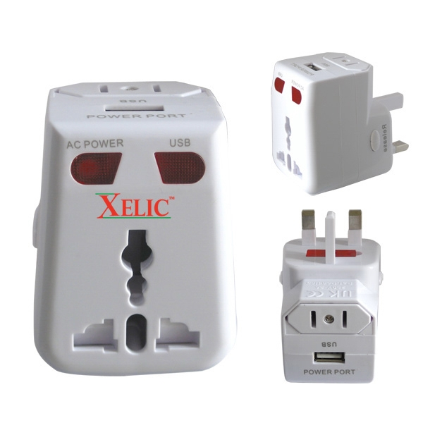 Universal Travel Power Adapter Ii Photo