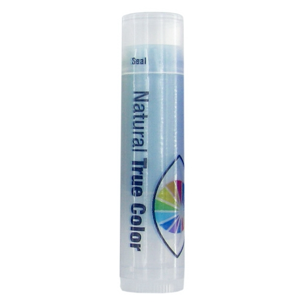 Z Collection (r) - Spf 15 Berry Lip Balm In Clear Tube With Blue Tint Photo