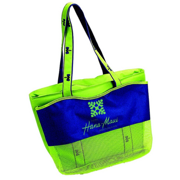 Laguna - A Chic Cooler Tote With Heavy Insulation And Zippered Main Compartment Photo
