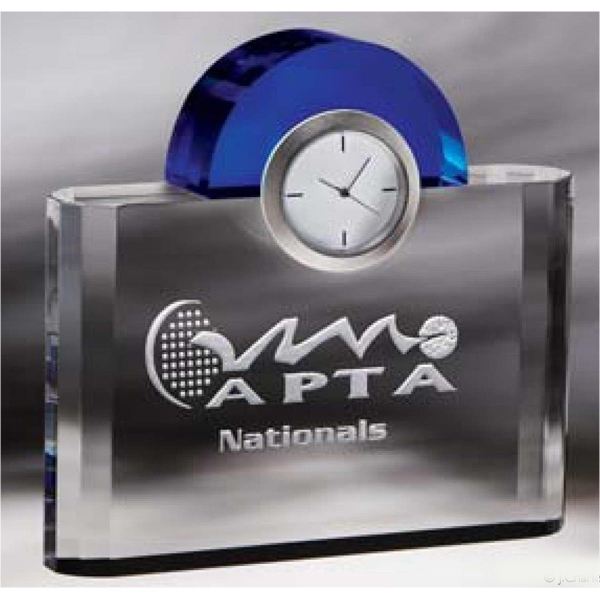Night And Day - Named For The Cole Porter Classic, This Clock Is Equally Rich With Style Photo