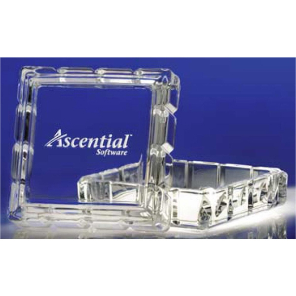 Sentiments - Our Crystal Box Is An Elegant Way To Store One's Tiny Valuables Photo