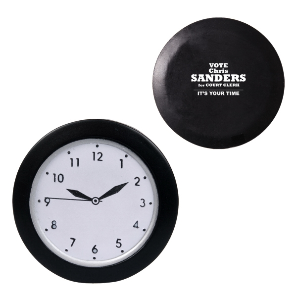 Analog Wall Clock Stress Reliever