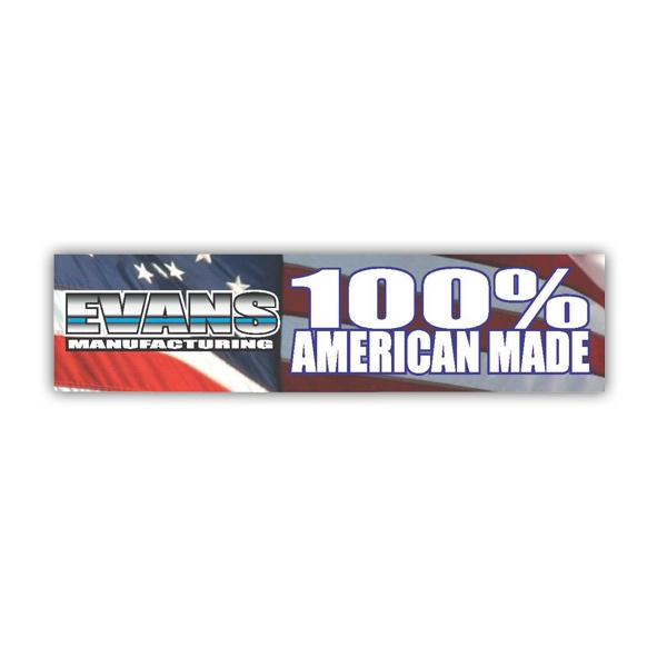 "15"" X 3 3/4"" Bumper Sticker With 4-color Process Printing Photo"