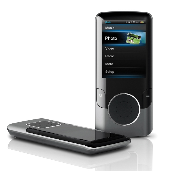 "2.0"" Video Mp3 Player, 4 Gb Photo"
