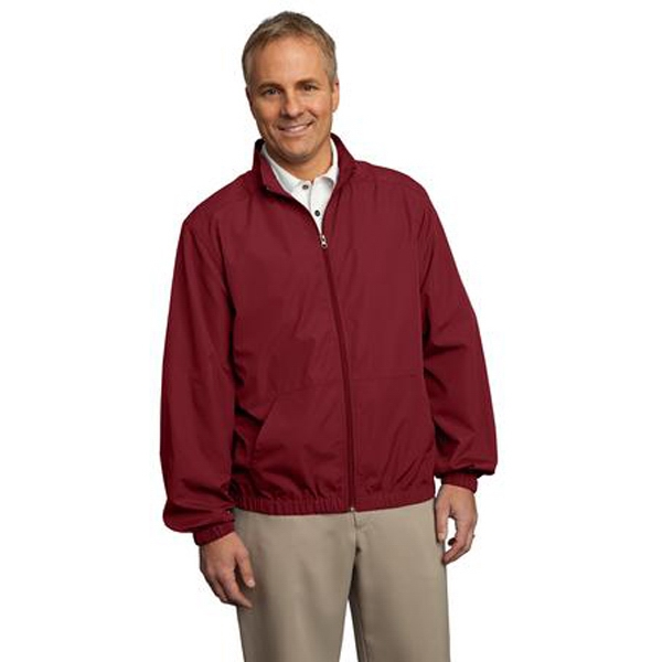 Port Authority (r) Essential - 2 X L - Lightweight Jacket With Simple, Classic Styling Photo