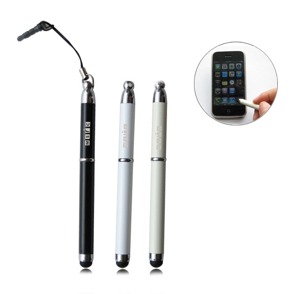 Universal Capacitive Touch Screen Stylus For Apple And Other Smart Phones And Tablet Photo