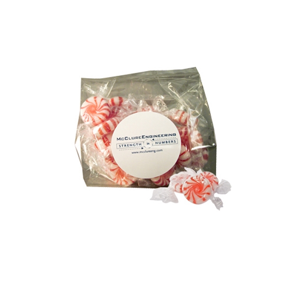 Peppermint Candy Gift Bag Photo