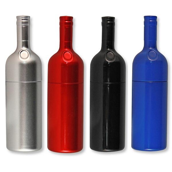 Wine Bottle Web Key