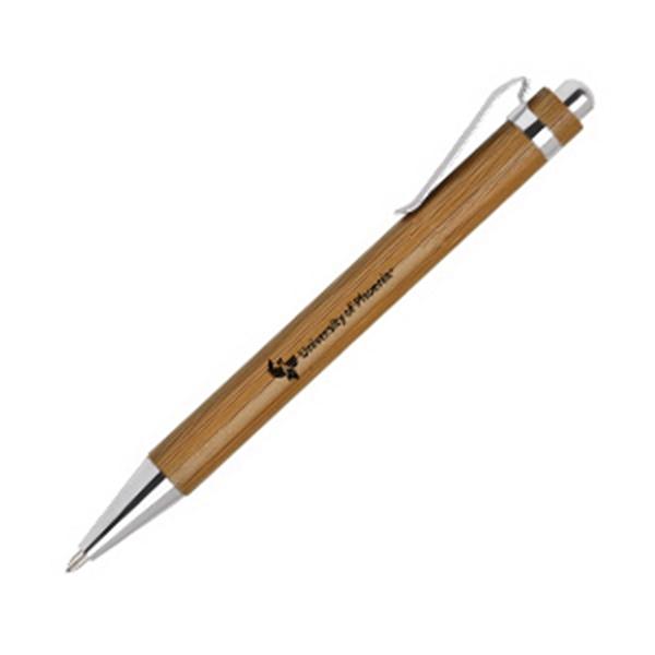 Bamboo Wood Ballpoint Pen