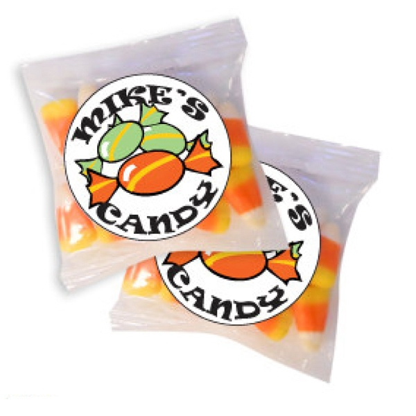 Candy Corn, 10 Oz Pack With Multi Color Label Photo