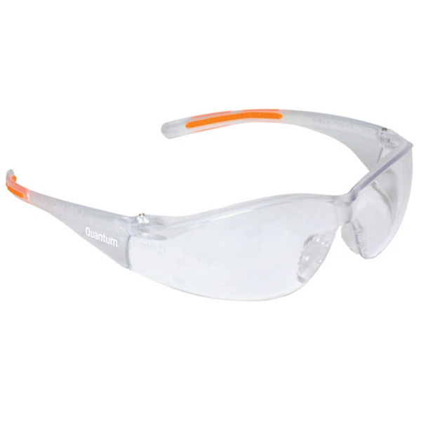 Provizgard - Clear Lens - Lightweight Wrap-around Safety Glasses With Nose Piece Photo