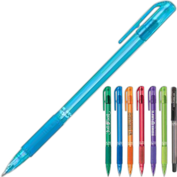 Inkjoy (tm) - Stick Ball Pen With Grip Photo