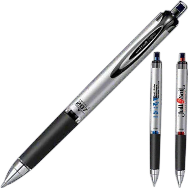 207 (tm) Impact (tm) - Modern Metallic Finished, Retractable Gel Pen Photo