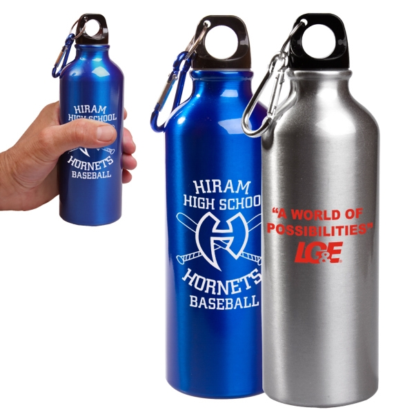 17 Oz Aluminum Petite Bottle Photo