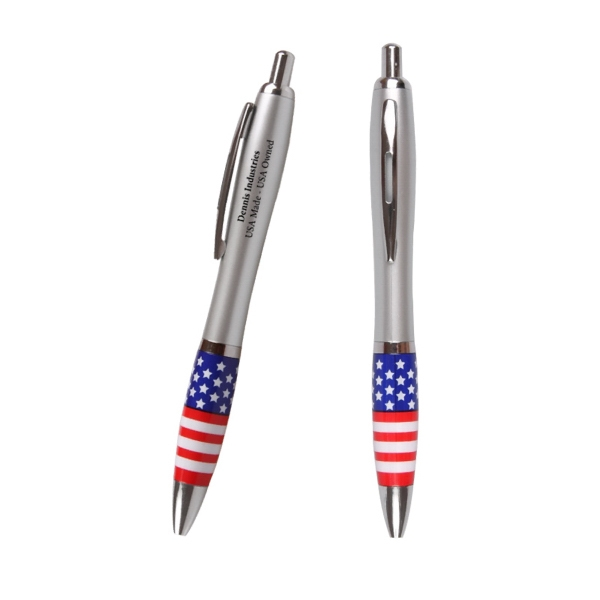 Emissary - Click Pen - Usa Theme Photo