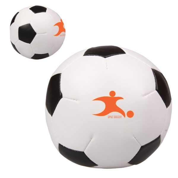 Soccer Pillow Ball Photo