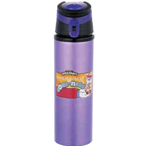Sheen - 20 Oz Aluminum Bottle With Flip-top Lid Photo