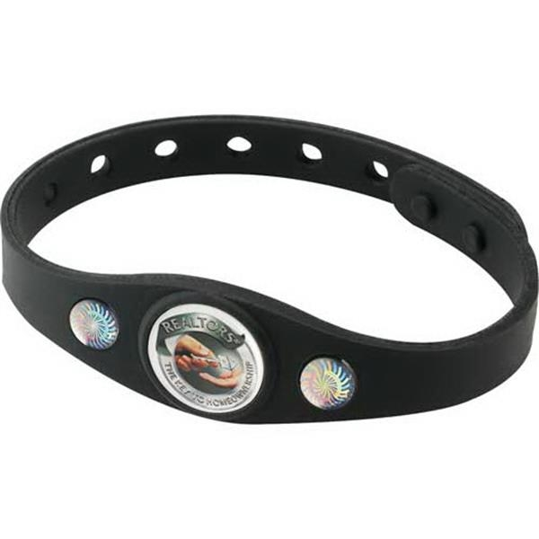 Balance 3000 - Golf Ball Marker Adjustable Bracelet Photo