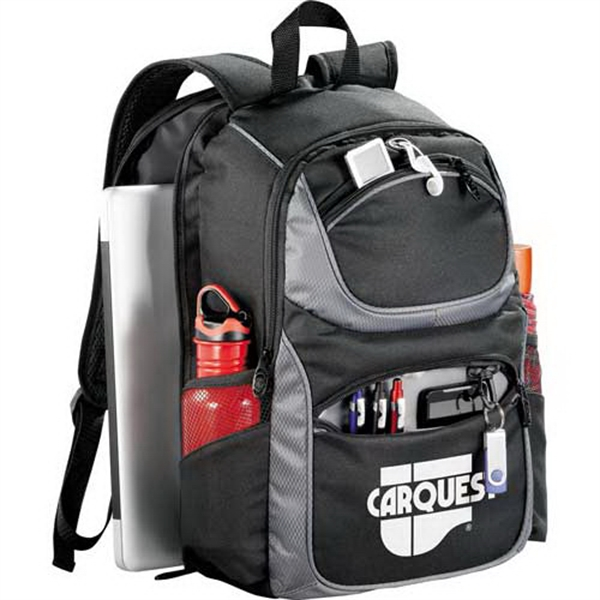 Continental (r) - Checkpoint Friendly Computer Backpack Made Of 600d Polyester Photo