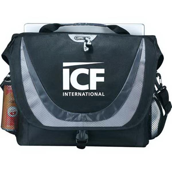 Buzz Checkpoint-Friendly Compu-Messenger Bag