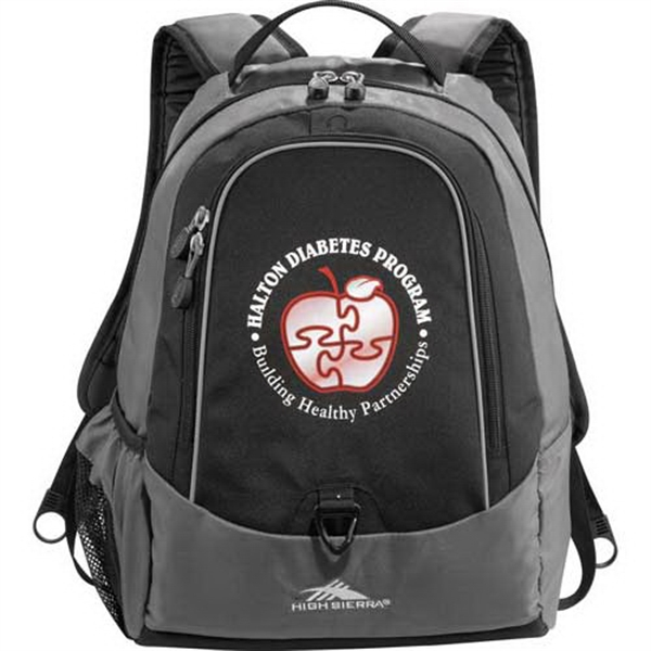 High Sierra (r) Mojo - Daypack Bag Made Of 600 Denier Duralite With Padded Shoulder Straps Photo