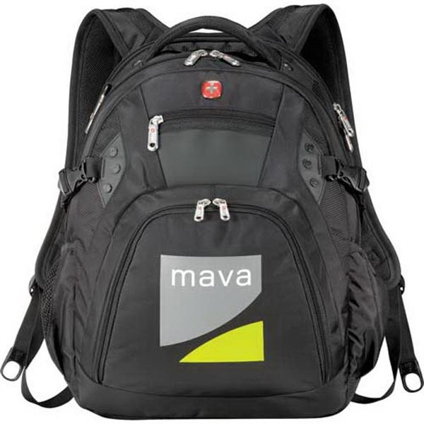 Wenger (r) Edge - Computer Backpack Made Of 840 Denier Poly Photo