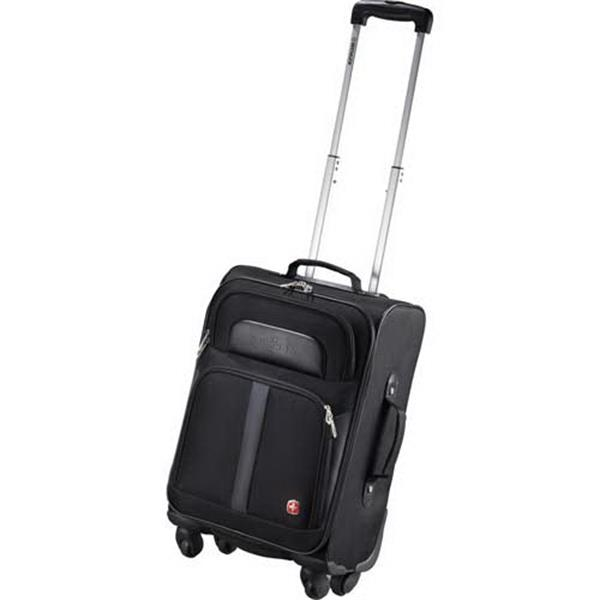 Wenger (r) - Four-wheeled Spinner Carry-on Made Of 900 Denier Polyester Photo