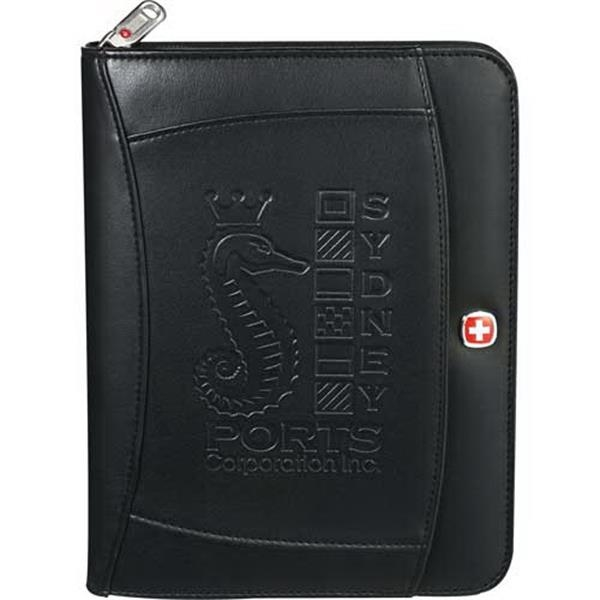 Wenger (r) - Refillable Journal With 3 Multifunctional Storage Loops And 2 Business Card Pockets Photo